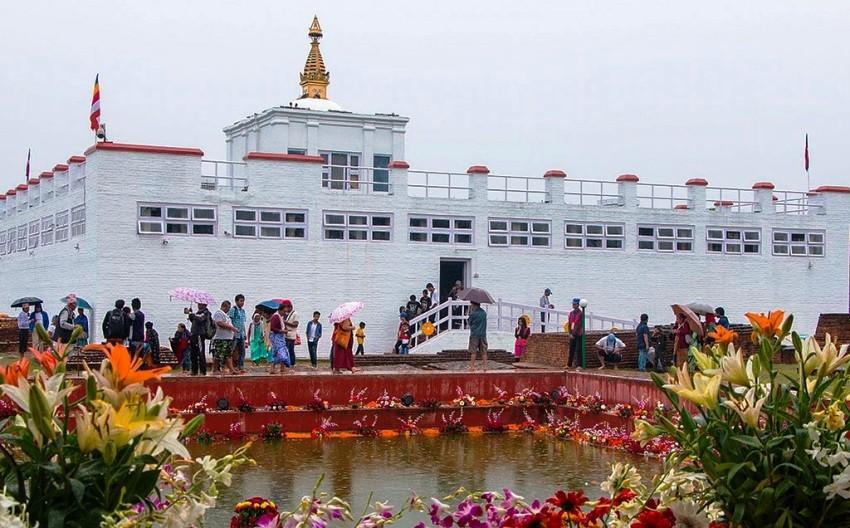 लुम्बिनीका बौद्धस्थललाई एकापसमा जोडेर 'बुद्धपथ' बनाउने