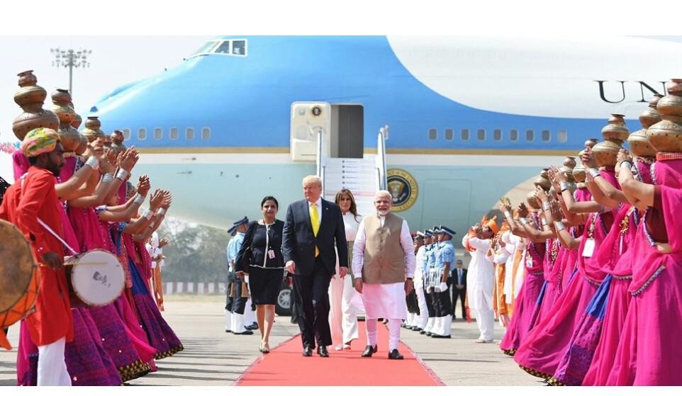 भारत र अमेरिका मिलेर क्वाडमा सहकार्य