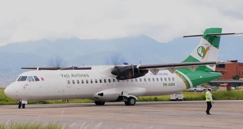 यती एयरलाइन्सले पायो अन्तर्राष्ट्रिय उडान अनुमति