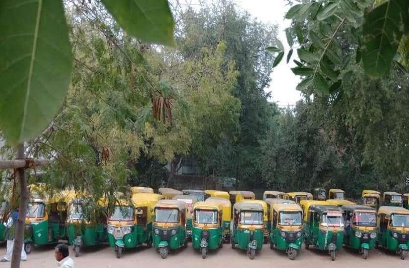 दश हजार रिक्सा चालक सङ्कटमा