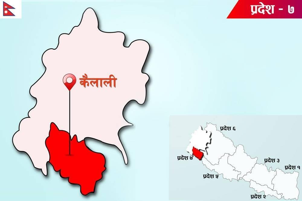 कैलालीस्थित भन्सार कार्यालयले छ महिनामै  नाघ्यो लक्ष्य