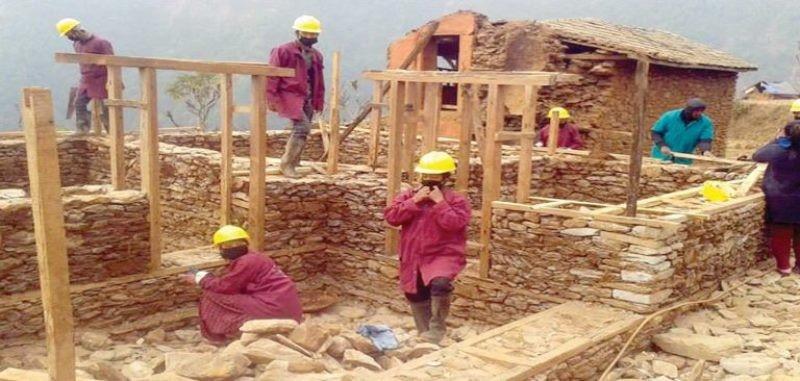 जनता आवास कार्यक्रम : जुम्लामा २५० घर निर्माण