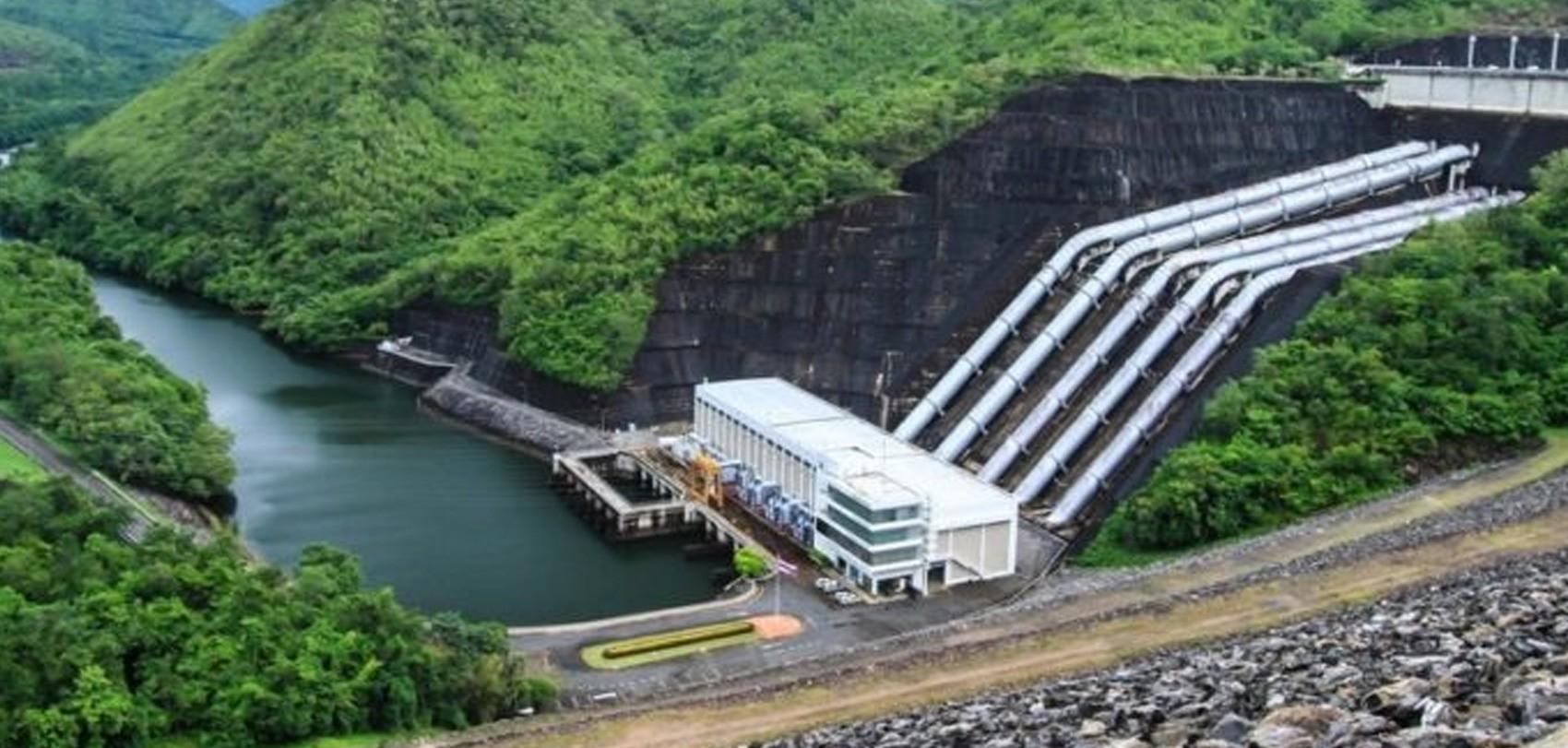 सेती नदी जलविद्युत् आयोजनाको काम जारी