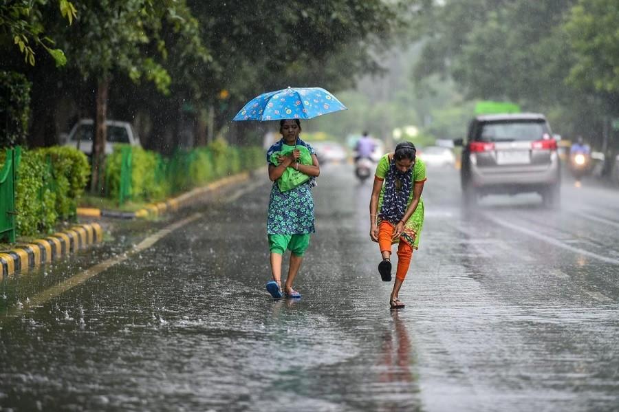 मनसुन ढिलो बाहिरिने, शनिबारसम्म देशभर वर्षा