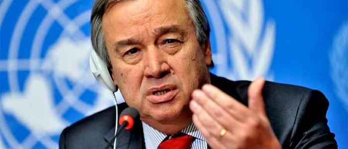 राष्ट्रसंघका महासचिवद्धारा यमनमा युद्धविरामका लागि आग्रह