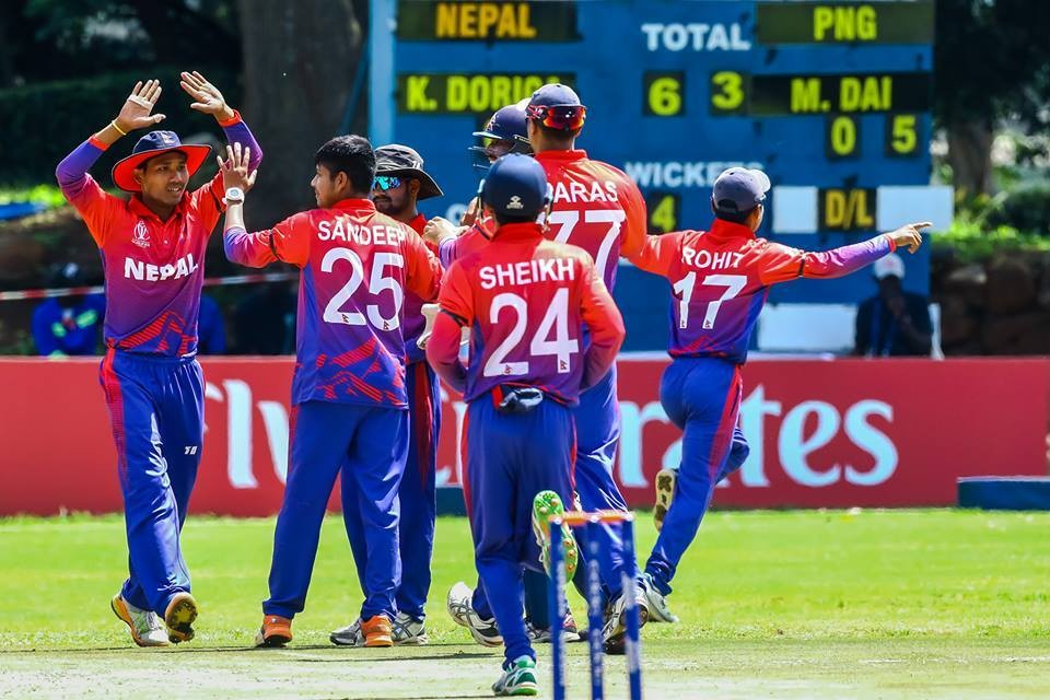 ज्ञानेन्द्र मल्लको कप्तानीमा १४ सदस्यीय नेपाली राष्ट्रिय टोलीको घोषणा