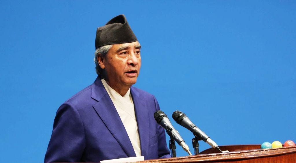 नेपाली फुटबल टिम फाईनलमा, प्र.म देउवाद्वारा बधाई