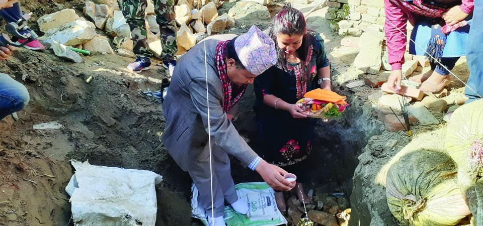 संसद् पुनःस्थापनासँगै मध्यपुरथिमिका १२ आयोजना निर्माण शुरु