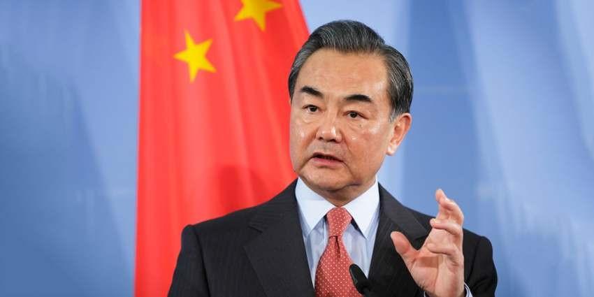 चिनियाँ विदेशमन्त्रीद्वारा जी २० बैठकमा अफगानिस्तानमाथि लगाइएको आर्थिक प्रतिबन्ध हटाउन आग्रह